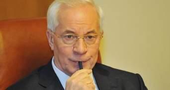 """Азаров створює """"уряд у вигнанні"""" і знайшов альтернативу Порошенку"""