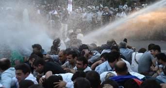 Майдан в Армении потерпел сокрушительное поражение