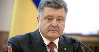 Порошенко пообещал деньги на восстановление ряда городов Донбасса
