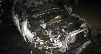 Горячий Киев: за сутки в столице сгорело 4 автомобиля