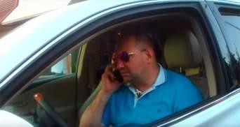 З'явилося відео резонансного затримання Мельничука