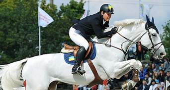 Нардеп Онищенко свалился с лошади и получил травму