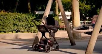З'явився розумний дитячий візок з автопілотом