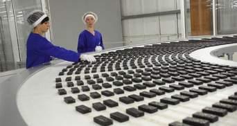 СБУ вирішила, що російські цукерки небезпечні для українців