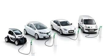 Украинцы начали скупать электромобили
