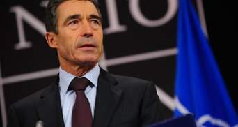 Экс-генсек НАТО призывает дать Украине оружие