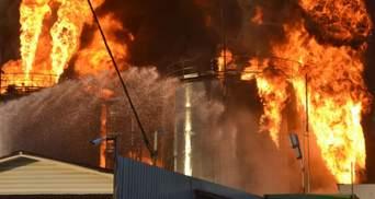 Родичі загиблих у пожежі на нафтобазі під Васильковом не можуть добитися компенсації
