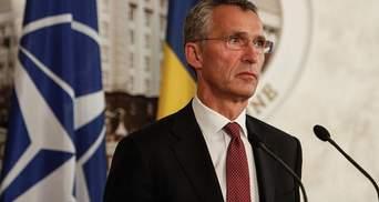 Столтенберг озвучил ключевое условие для вступления Украины в НАТО