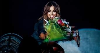 Ани Лорак отметила день рождения в компании российских звезд