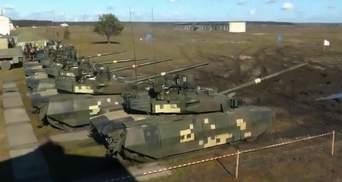 В Украине представили самое современное в мире оружие