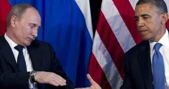Обама vs Путин: где и когда встречались президенты США и России