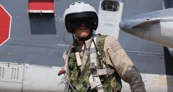 Появились первые фото российских пилотов, которые бомбардируют Сирию