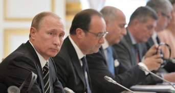 """Семенченко перечислил опасности договоренностей """"нормандской четверки"""""""