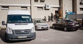 Маски-шоу в Києві: затримали помічника скандального депутата