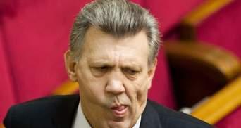 Ківалов зняв свою кандидатуру з виборів