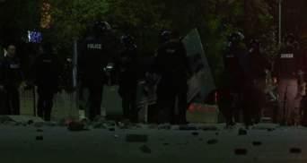 В Косово ночью произошли беспорядки