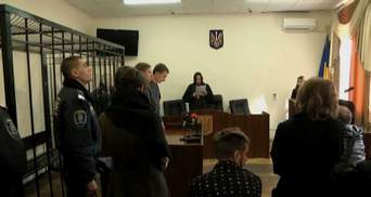 Подозреваемого в убийстве Бузины оставили под стражей на 2 месяца