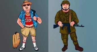 Карикатура недели: Военный туризм террористов в Сирии