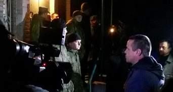 В милиции рассказали свою версию предвыборных беспорядков в Мариуполе