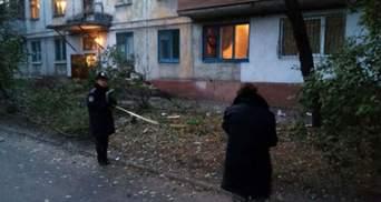 В Мариуполе обстреляли жилой дом из противотанкового гранатомета