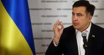 Саакашвілі готовий працювати з будь-яким мером, окрім Ківалова