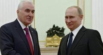 """Невизнана республіка Південна Осетія хоче приєднатись до """"братньої"""" Росії"""