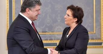 Польский премьер сделала смелое заявление в отношении Украины
