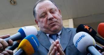 Скандального Мельника отпустили из-под домашнего ареста