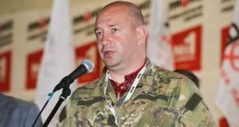 Екс-айдарівець Мельничук повідомив про зв'язки Берези з Льовочкіним