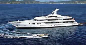 Роскошные яхты Коломойского: плавучая империя за 150 миллионов евро