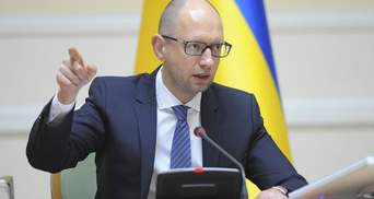 Яценюк наполягає на звільненні всіх суддів, Європа — проти