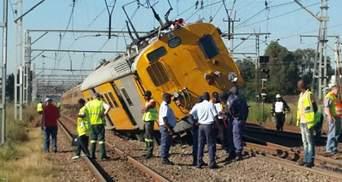 У ПАР через екстрене гальмування поїзда постраждали 120 людей