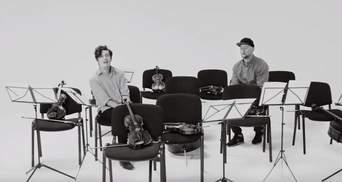 """Фронтмены """"Бумбокс"""" и """"Pianoбой"""" презентовали совместный клип"""