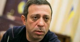 Лидера УКРОПа Корбана задержали