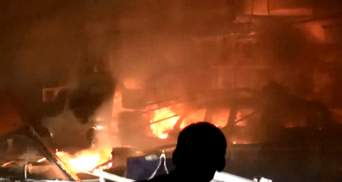 Курдский район Турции снова поразил взрыв