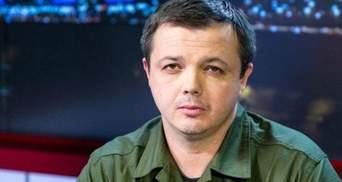 """Семенченко пояснив, чому """"Самопоміч"""" вийшла на мітинг"""