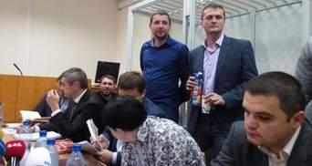 На засідання у справі Корбана прийшов Парасюк і Лозовий
