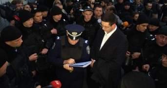 Прокурора у справі Корбана повезли до райвідділку, аби він дав пояснення, — МВС