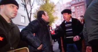 Фотофакт: Корбан повернувся у Дніпропетровськ