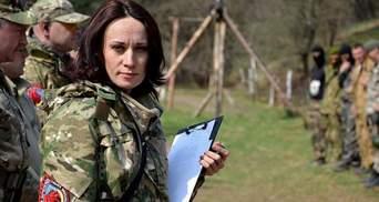 """Комбат """"Марусиних ведмедів"""" переконана, що Україні загрожує масштабна війна"""