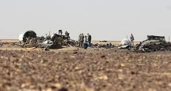 У Єгипті затримали осіб, які могли закласти вибухівку на російський літак