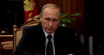Ми маємо посилити роботу нашої бойової авіації у Сирії, — Путін