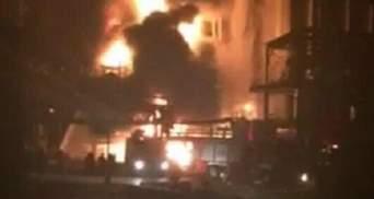 У Китаї знову вибух на хімзаводі: з'явились перші вражаючі фото