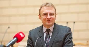 ЦВК офіційно оголосила Садового мером Львова