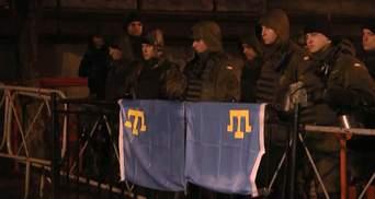 Протест на Банковій набрав обертів: активісти висунули вимоги