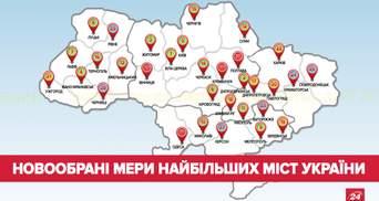 Кого мы выбрали: итоги второго тура местных выборов (Инфографика)