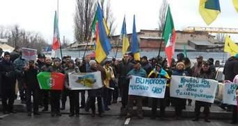 В Днепропетровске толкотня: суд решает судьбу выборов в Кривом Роге