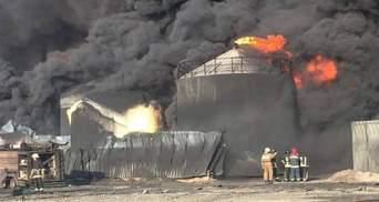 Родини загиблих у пожежі на нафтобазі отримають компенсацію