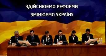 Министры-гуманитарии отчитывались о своей работе