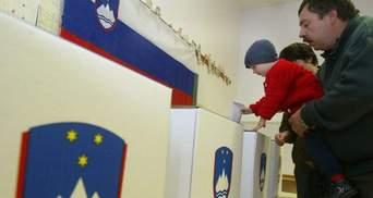 На референдумі у Словенії проголосували проти одностатевих шлюбів
